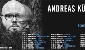 Andreas Kümmert – Zusatztermine für Herbst 2019