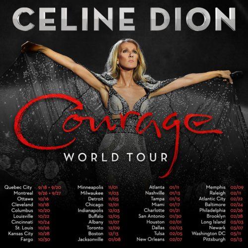 Celine Dion – Worldtour