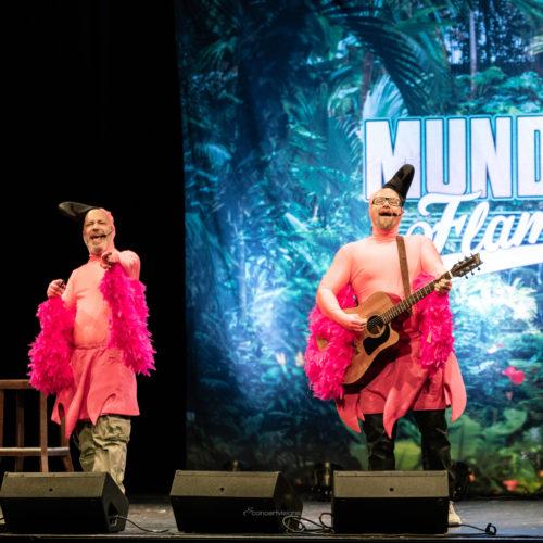 Mundstuhl – Flamongos – im Capitol Mannheim