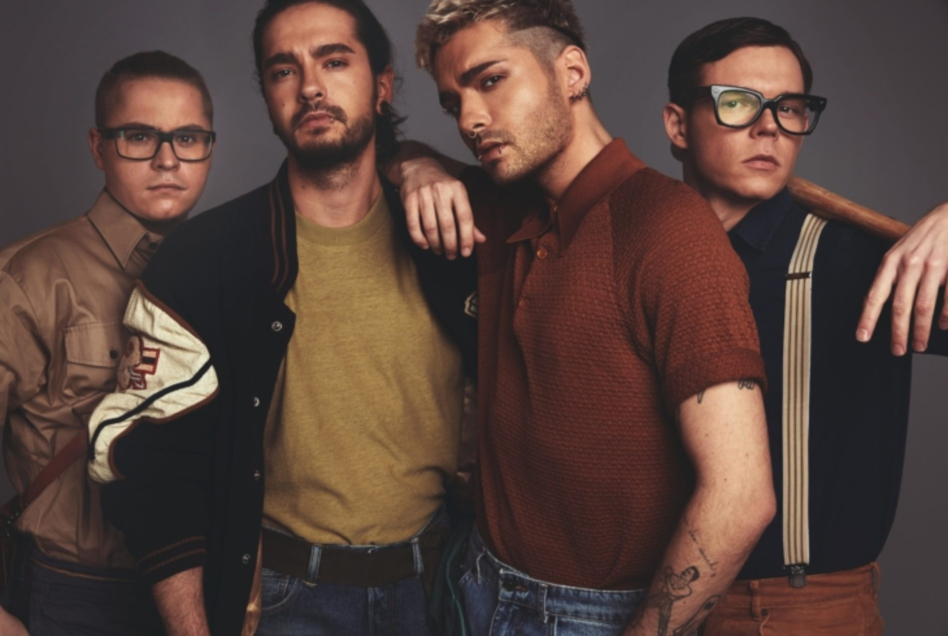 Tokio Hotel – Whent It Rains It Pours