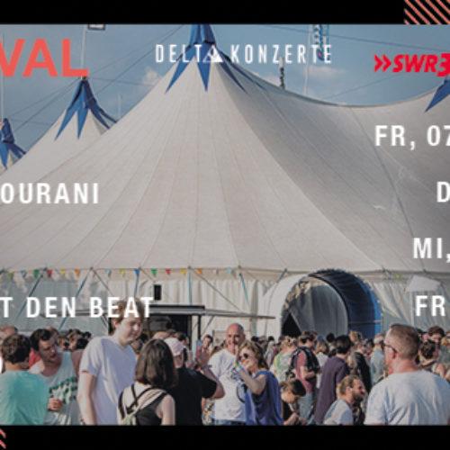 Der Countdown läuft: Bald startet das 4. Zeltfestival Rhein-Neckar
