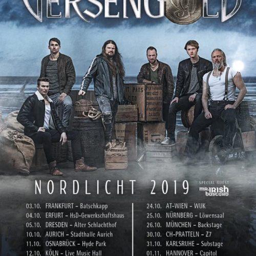 Versengold – Nordlicht-Tour im Herbst 2019