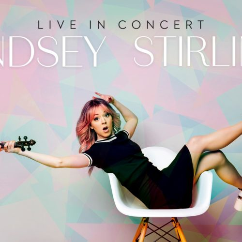 Lindsey Stirling im September in Deutschland