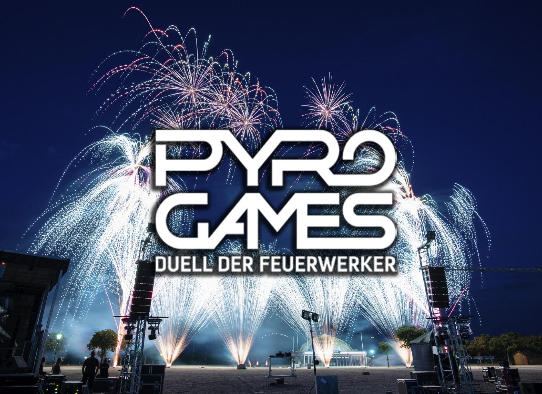 Pyro Games 2019 – Feuerwerke satt!