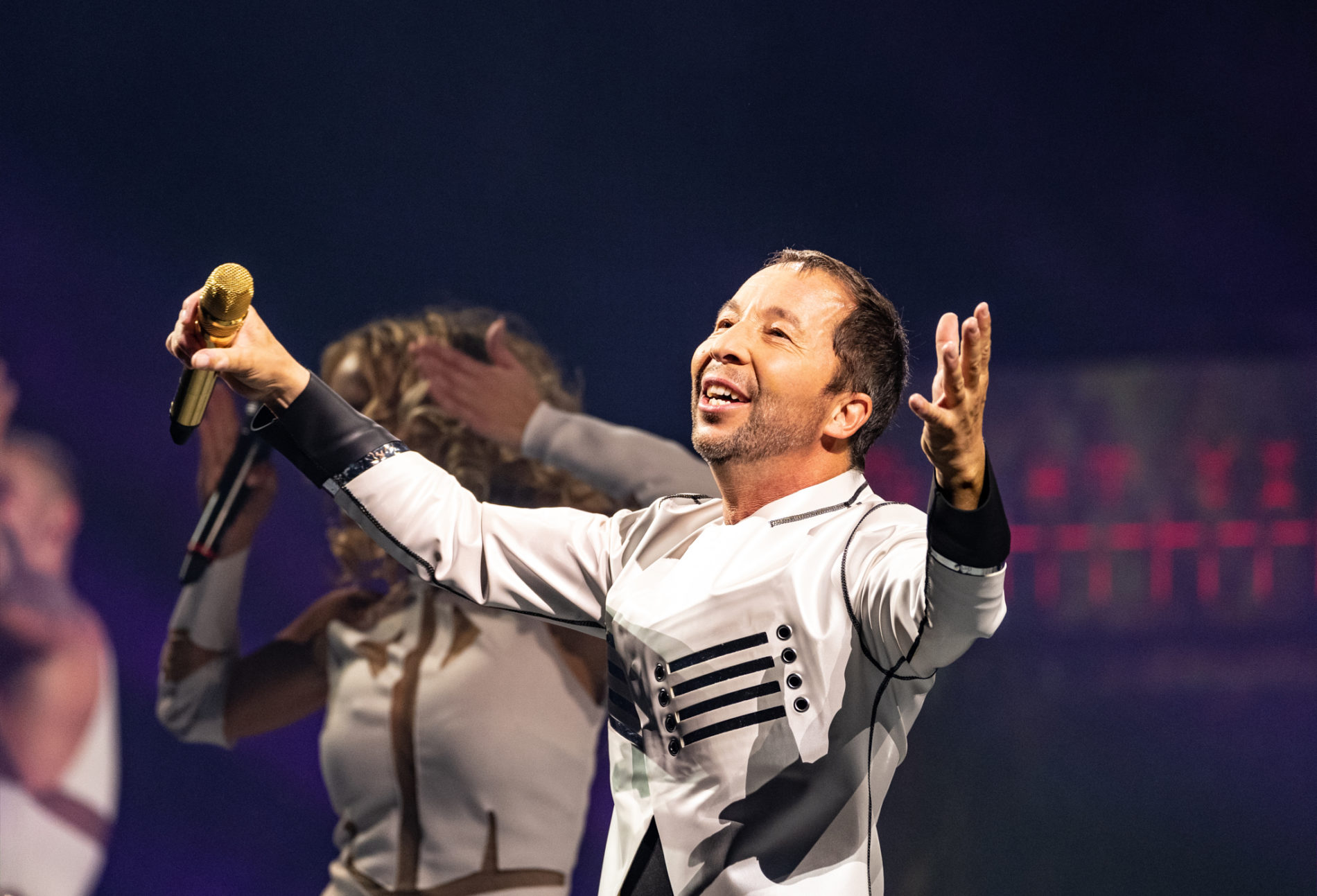 DJ Bobo – There's a party in der SAP Arena Mannheim