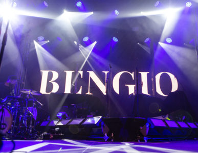Bengio - Support Andreas Bourani 4. Zeltfestival Mannheim