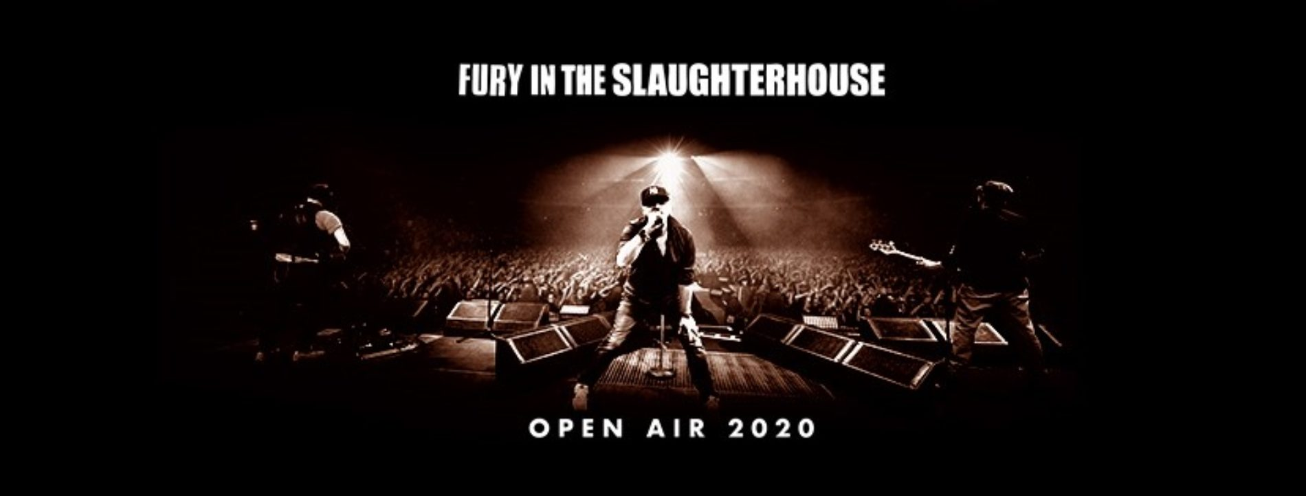 Fury In The Slaughterhouse – Open Airs 2020
