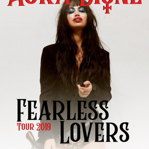 Aura Dione – Fearlass Lovers Tour 2019