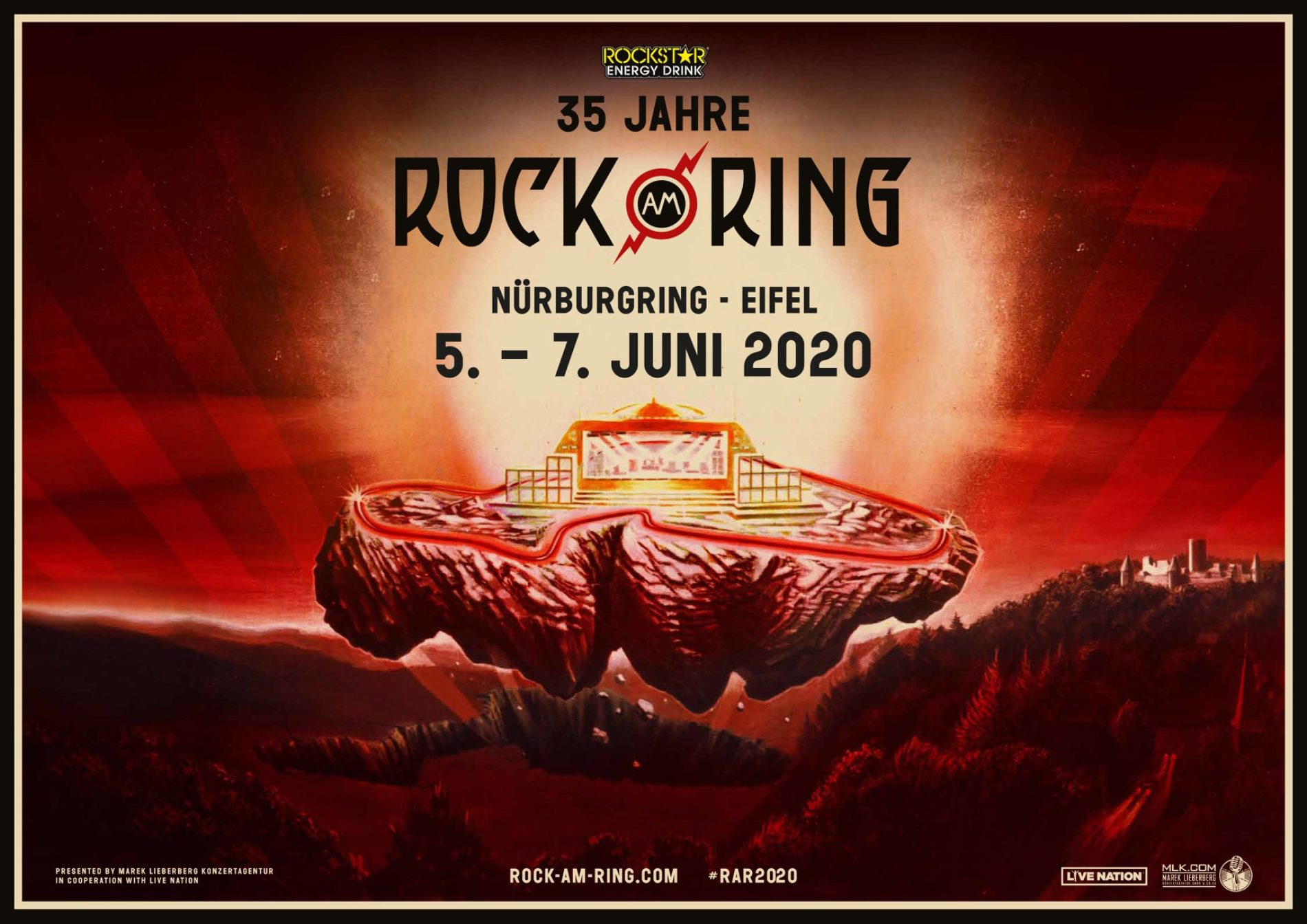 Rock am Ring 2020 – Vorverkauf hat begonnen
