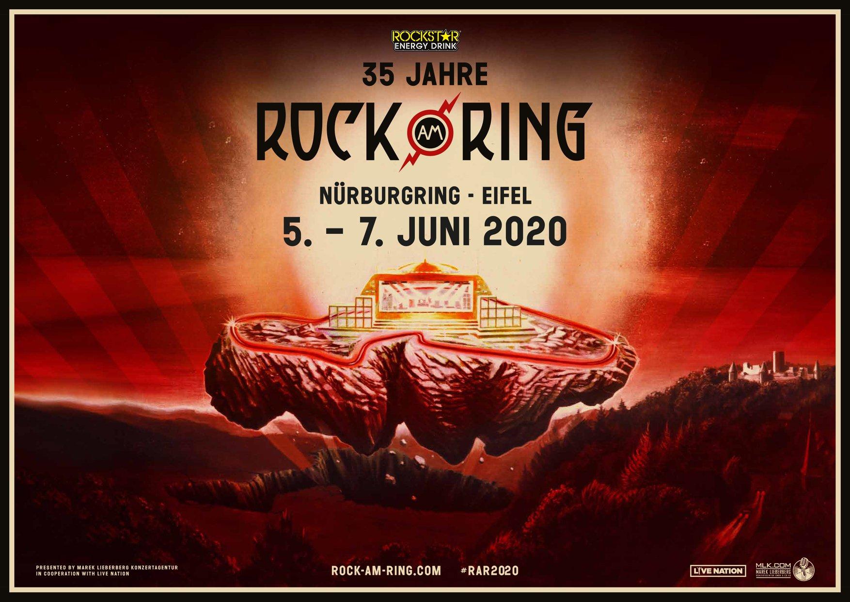 Rock Am Ring Karten Preis