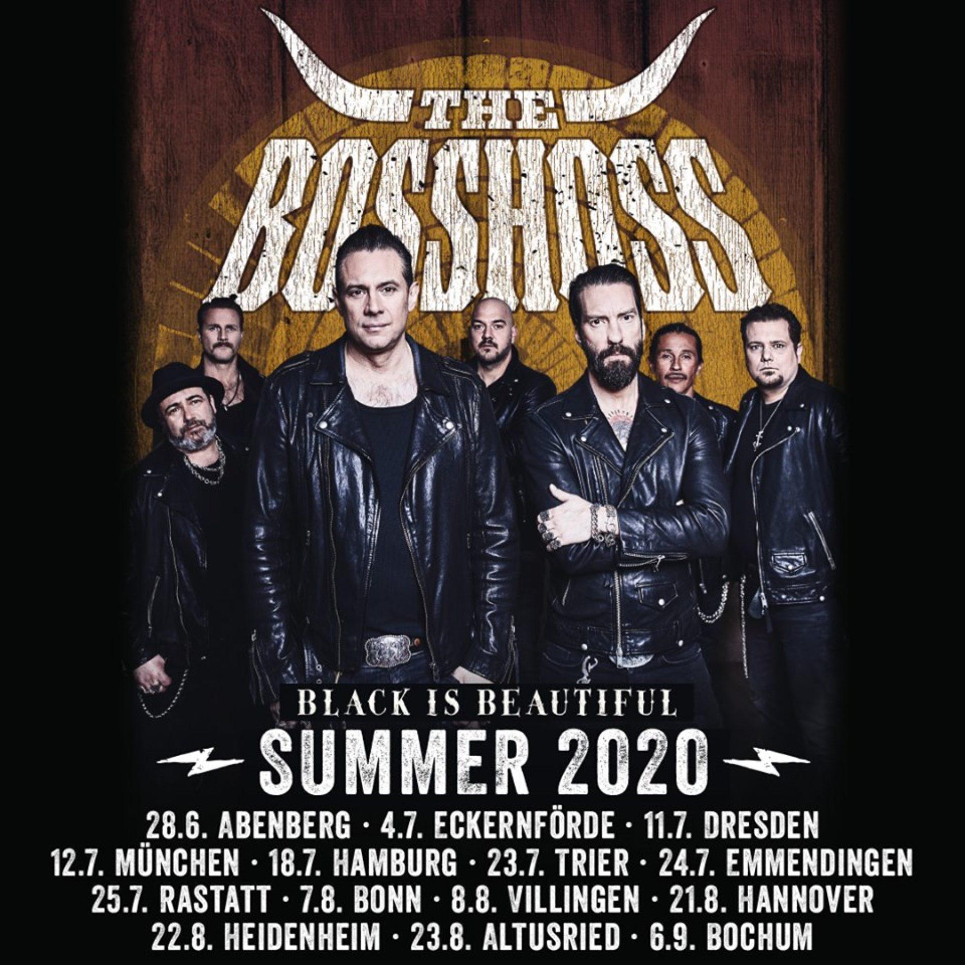 The Boss Hoss – Tour 2020