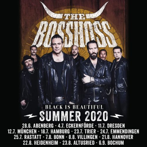 The Boss Hoss – Tour 2020