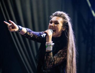 Amaranthe Zeltfestival 2019