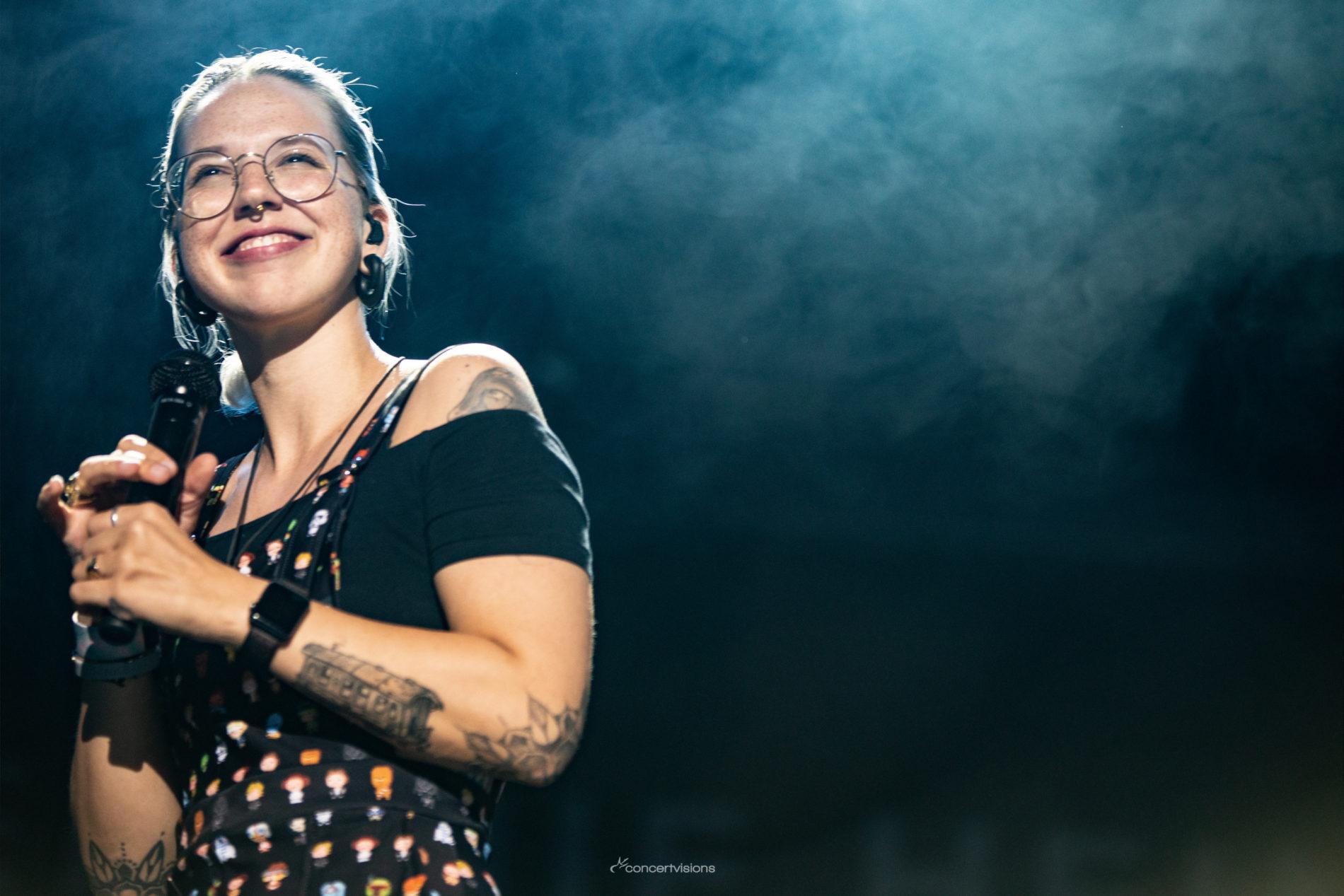 Stadtfest Ludwigshafen 2019 mit Stefanie Heinzmann