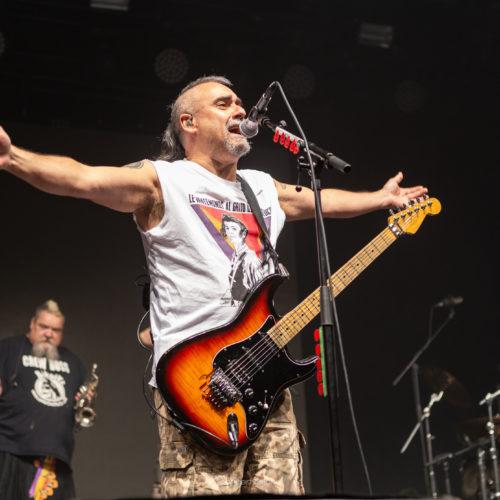 Ska-P – spanischer Skapunk auf dem 4. Zeltfestival Mannheim