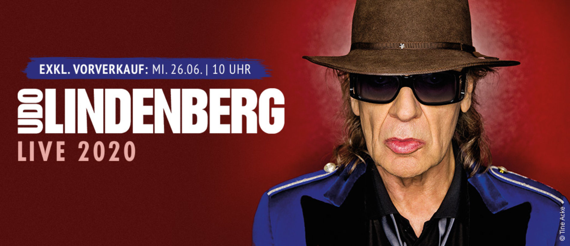 Udo Lindenberg – Tour 2020