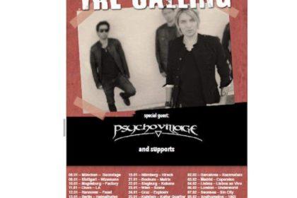 Alex Band of The Calling – zurück in Deutschland