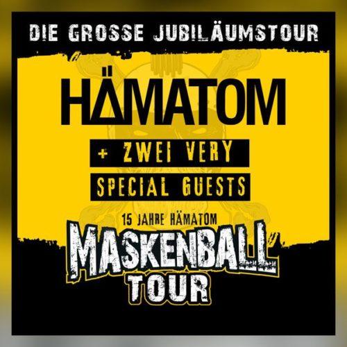 HÄMATOM – Maskenball-Tour 2020