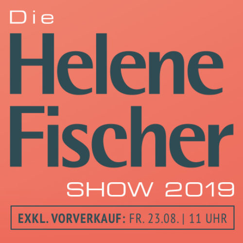 Helene Fischer Show 2019