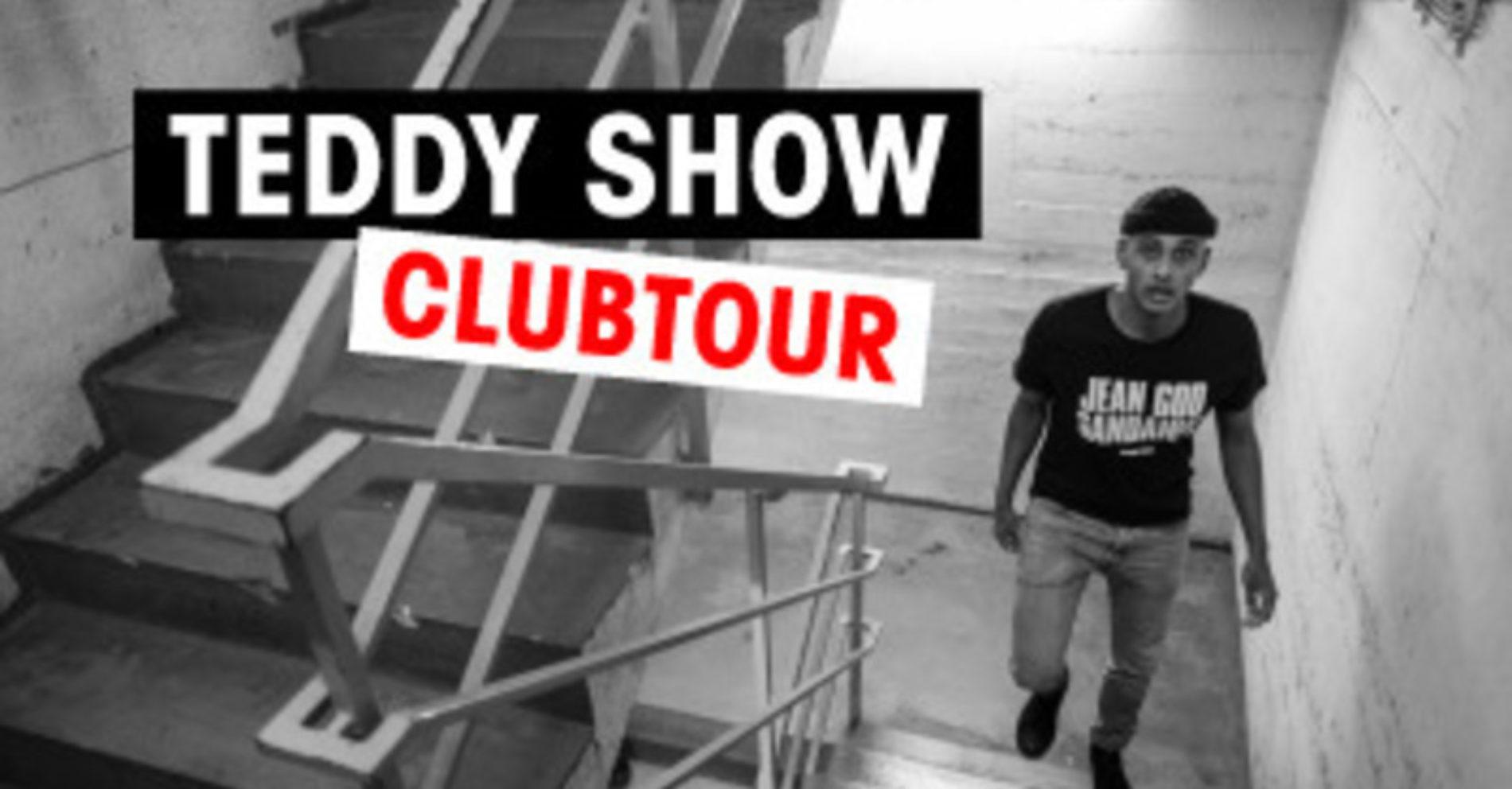 Die Teddy Show – Clubtour