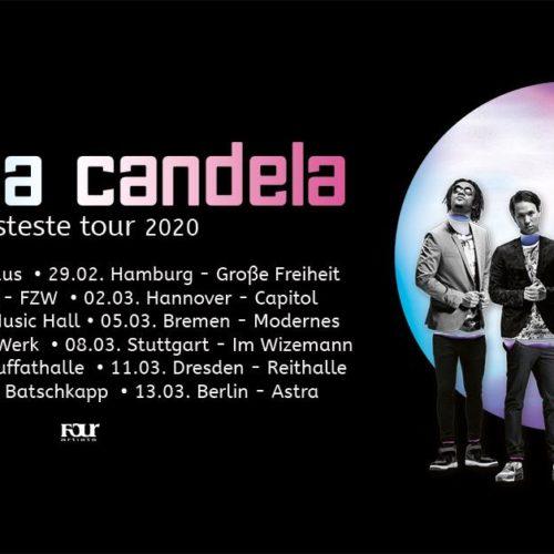 Culcha Candela – Besteste Tour 2020