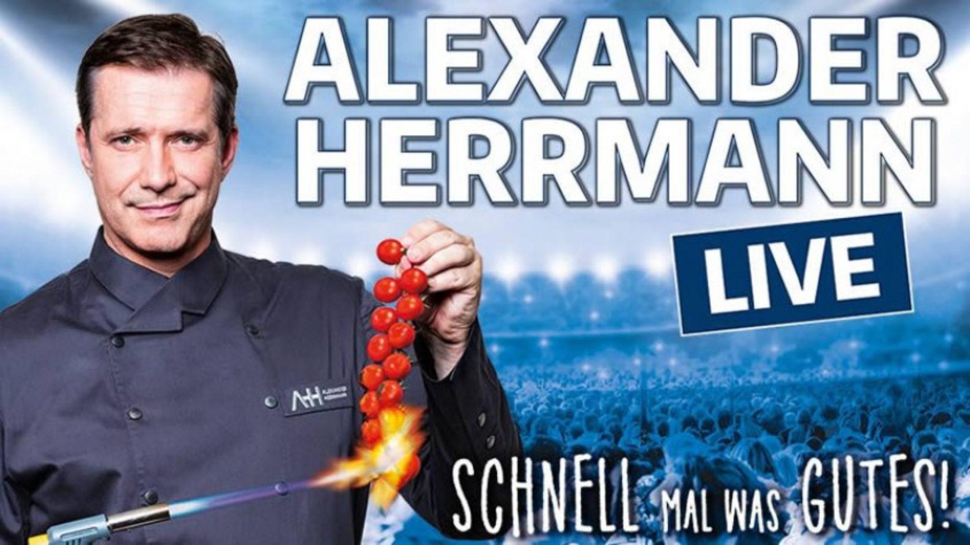 Alexander Herrmann – Schnell mal was Gutes