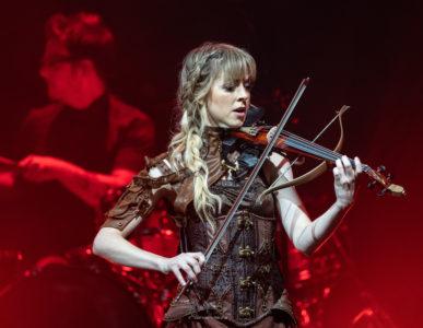 Lindsey Stirling in Frankfurt Jahrhunderthalle