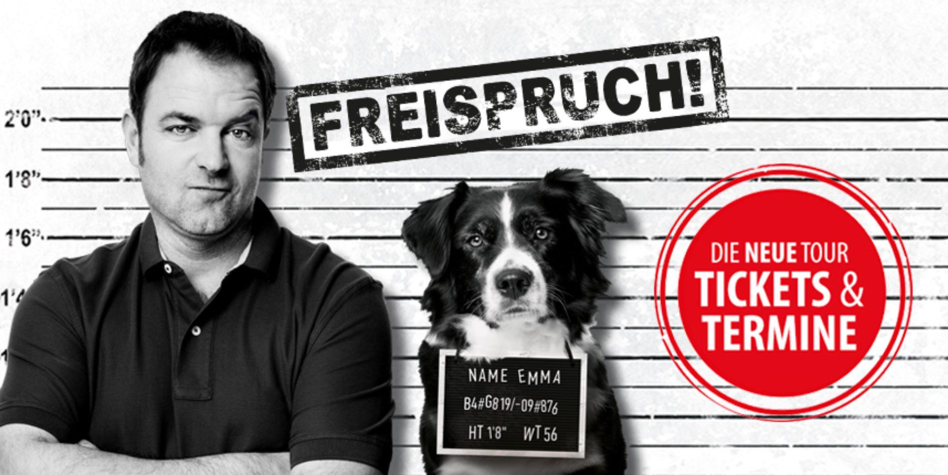 Martin Rütter – Freispruch! Live