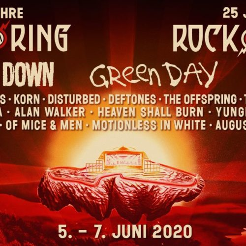 Rock am Ring 2020 – die erste Bandwelle