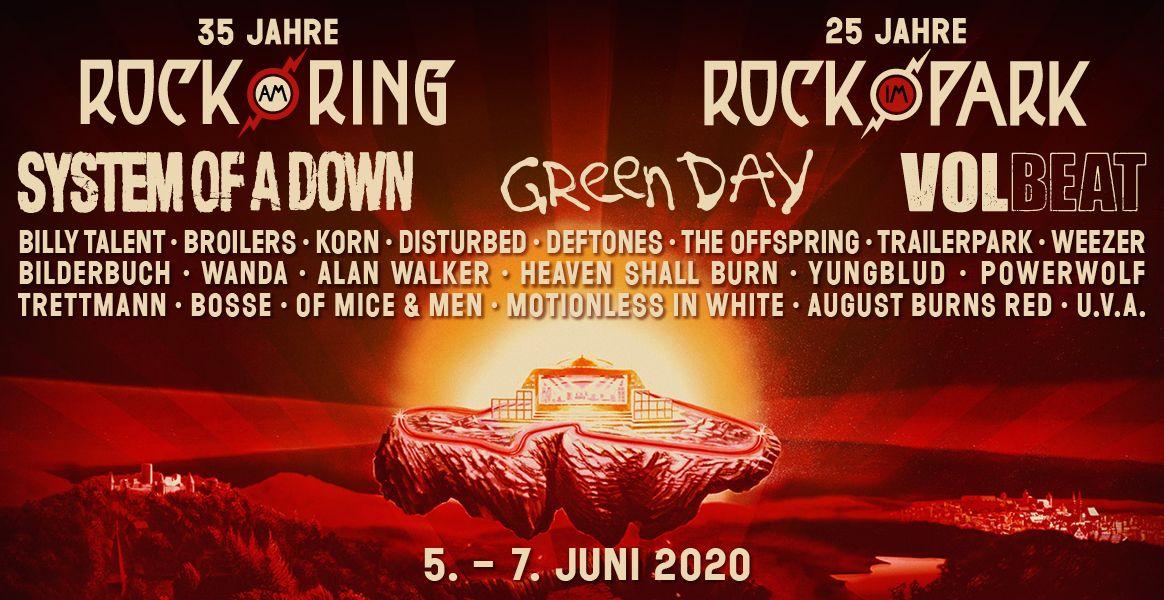 Rock Im Park 2021 Corona