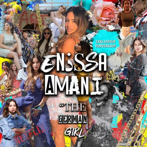 Enissa Amani – The German Girl-Tour