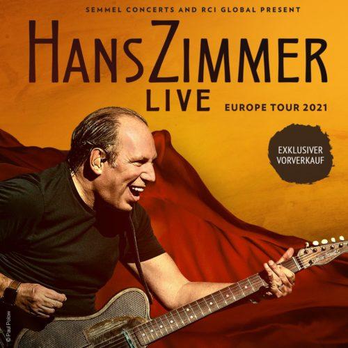 Hans Zimmer – 2021 Live