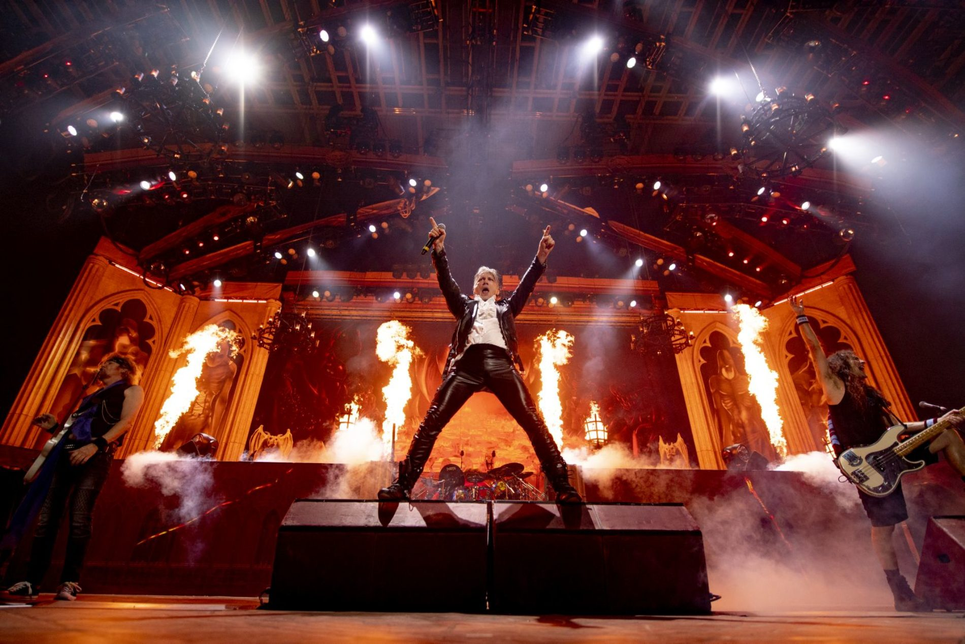 Iron Maiden – Legacy Of The Beast Tour 2020
