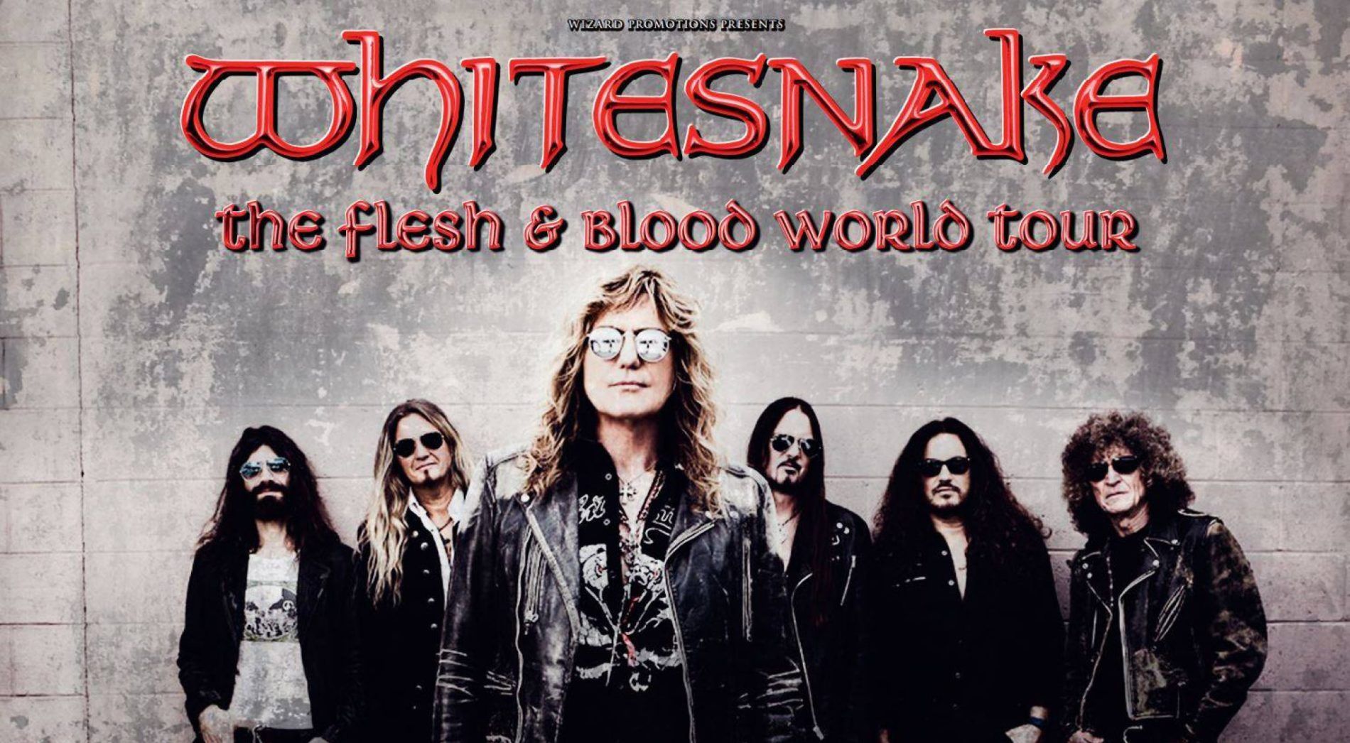 Whitesnake – im Mai 2020 in Deutschland