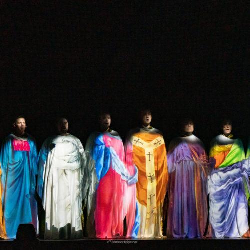 GREGORIAN – Masters of Chant im Rosengarten Mannheim