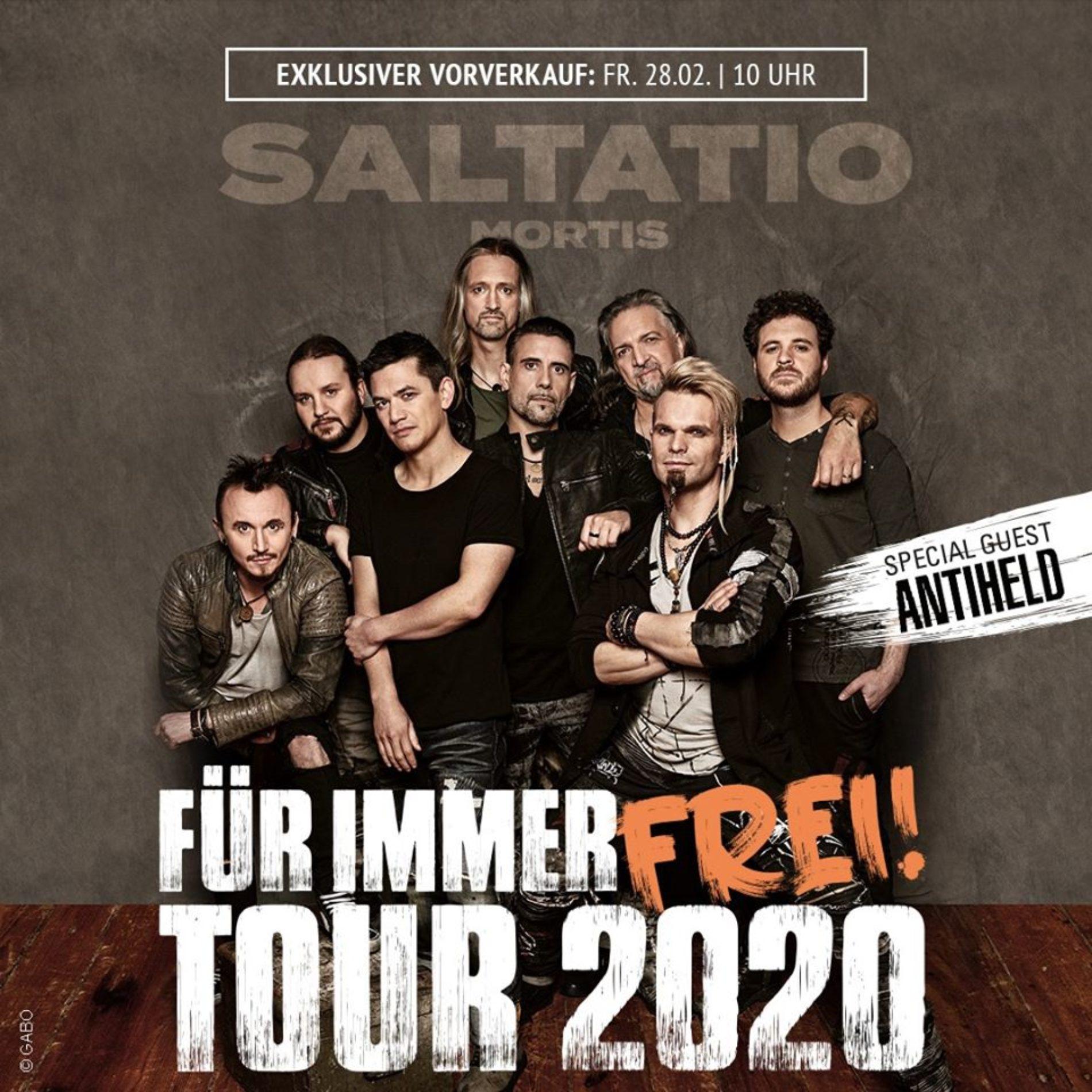Saltatio Mortis – Live 2020