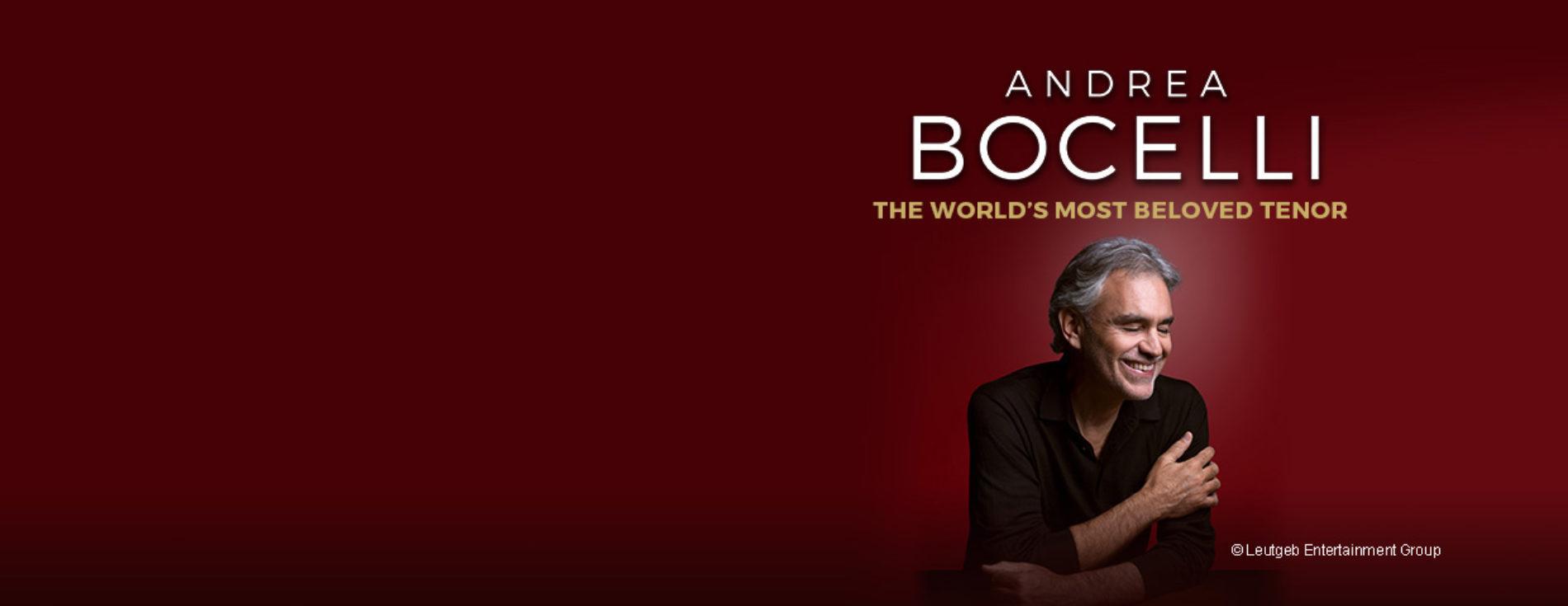 Andrea Bocelli – Live 2021