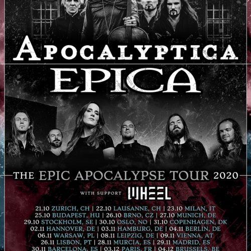 Apocalyptica kommen mit Epica auf Tour