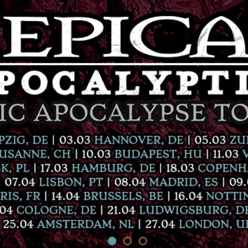 Apocalyptica kommen mit Epica auf Tour ++UPDATE ++