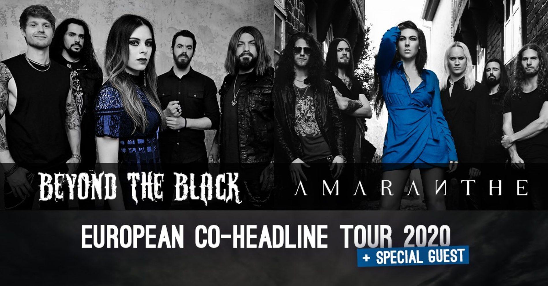 Beyond The Black und Amaranthe auf gemeinsamer Headliner-Tour
