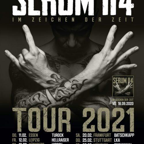 Serum 114 – Tour 2021!