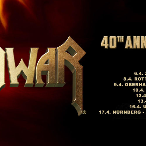 40 Jahre Manowar