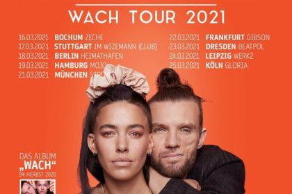 Frida Gold – Wach Tour 2021