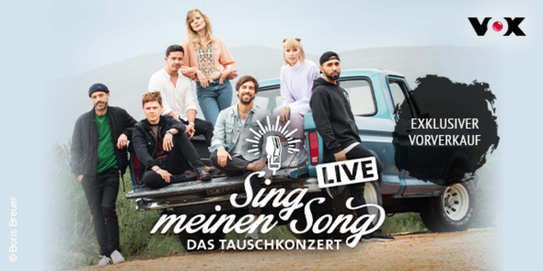 Sing meinen Song – das Tauschkonzert – Live 2021