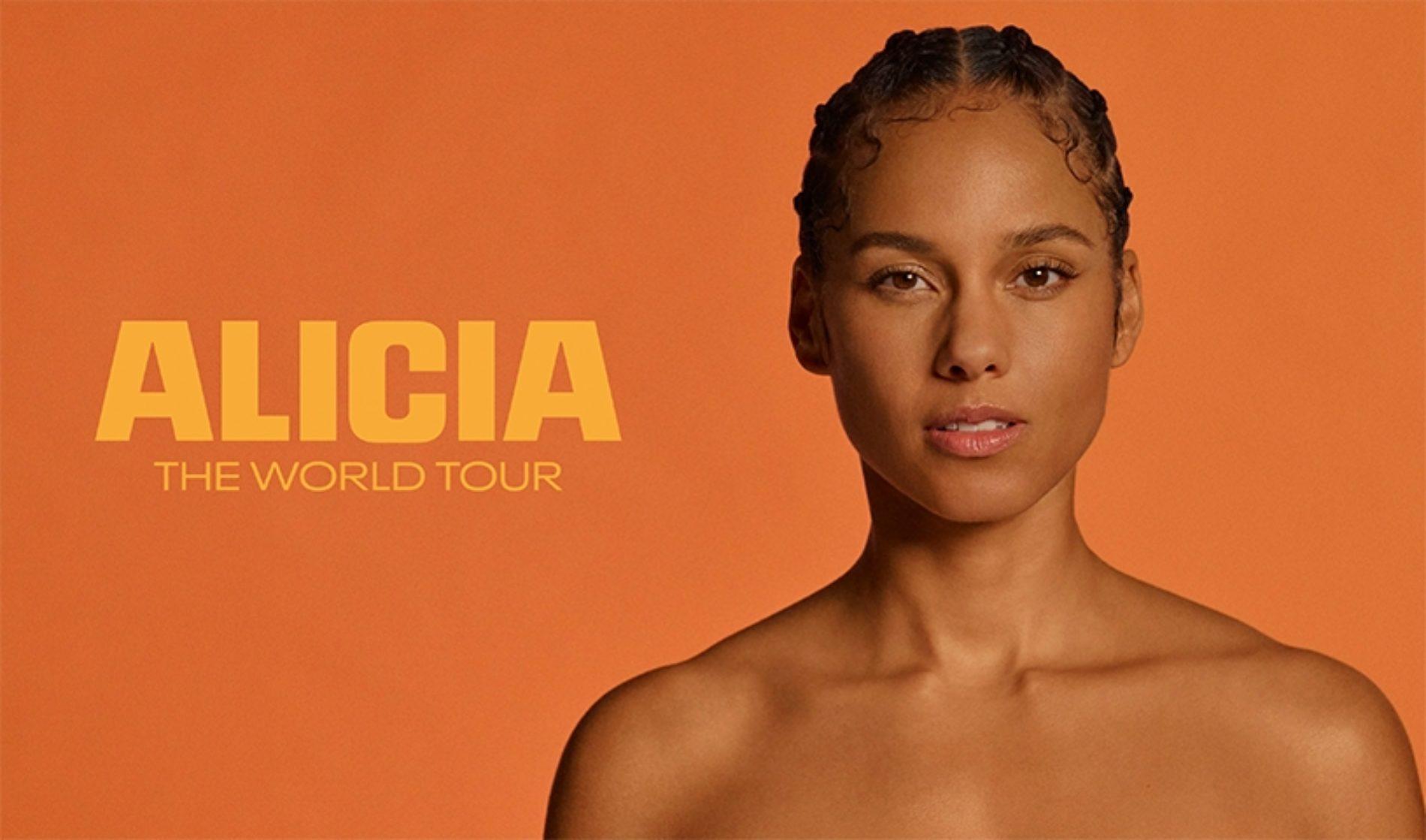Alicia Keys ++ VERSCHOBEN ++