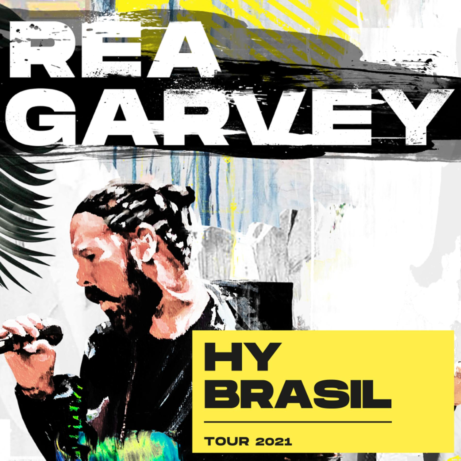 Rea Garvey – Hy Brasil Tour 2021