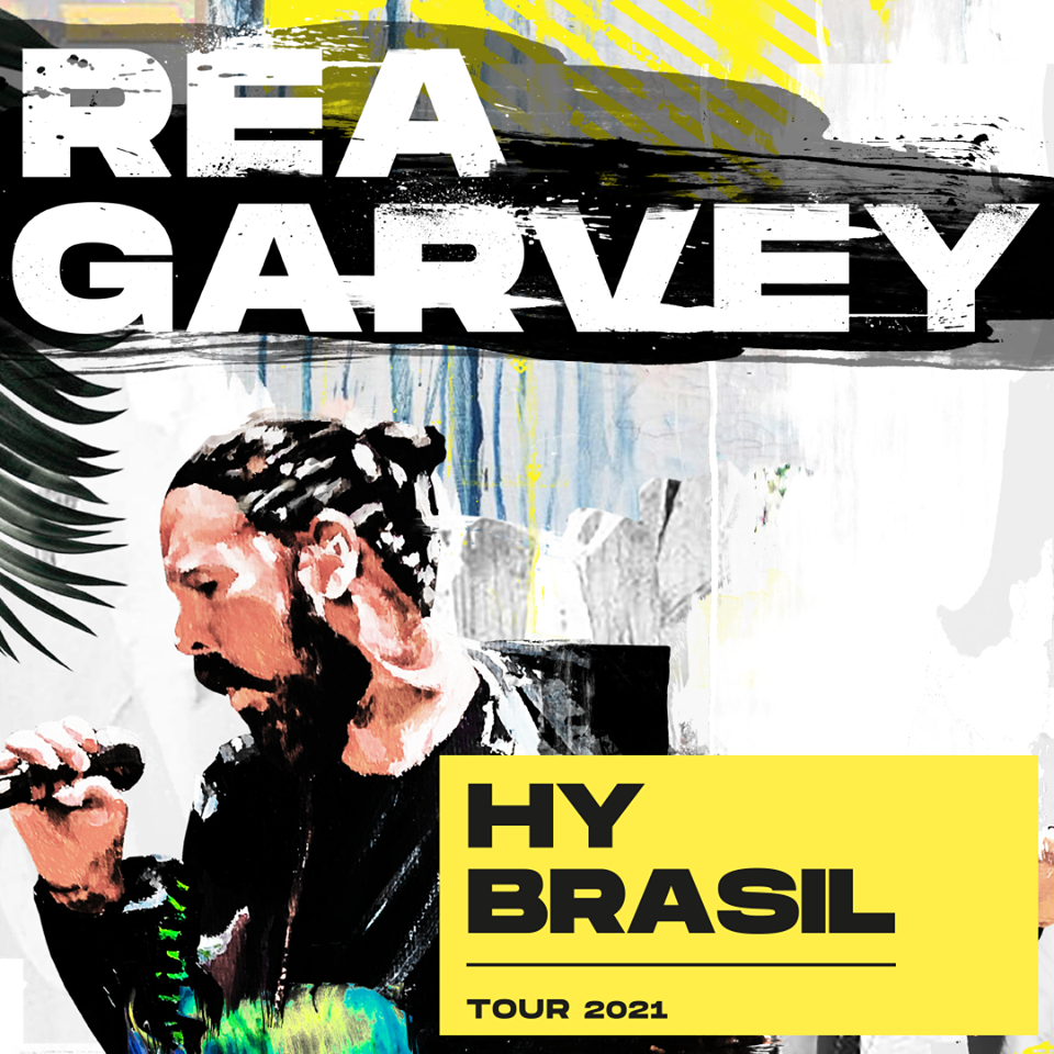 Rea Garvey Tour 2021