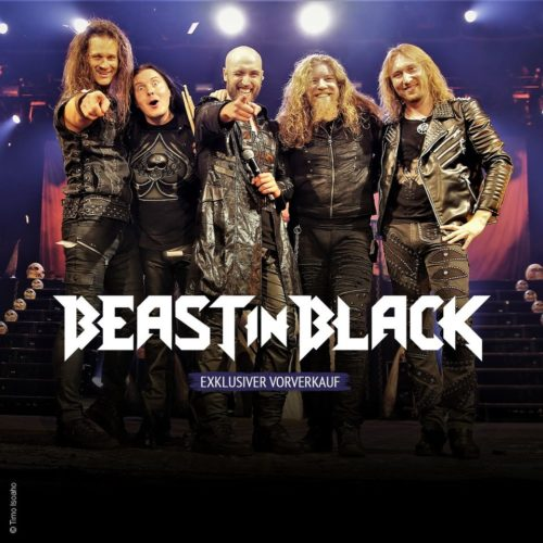 Beast In Black – Europatour im Winter 2021