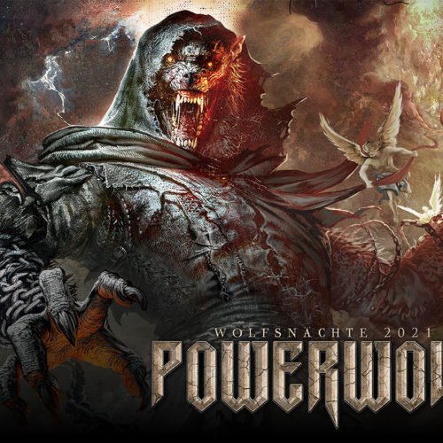 Powerwolf – Wolfsnächte 2021