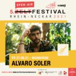 Open Air Festvial - Alvaro Soler